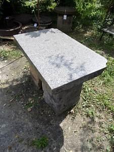 Granit Arbeitsplatte Online Bestellen : gartentische aus granit historische bauelemente jetzt ~ Michelbontemps.com Haus und Dekorationen