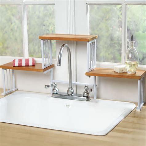 over the sink shelf organizer under the sink shelf organizer home design ideas