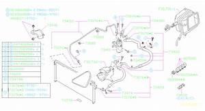 1996 Subaru Legacy Relay Assembly-head Lamp  Box  Air  Fuse