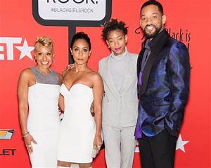 Will Smith and Jada Pinkett Smith Celebrate Her Mother's Wedding