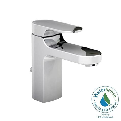 Williamsburg Pedestal Sink Home Depot by American Standard 2 Handle Bathroom Faucet In Polished
