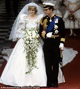 Princess diana wedding dresses