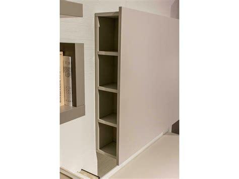mobili dall agnese parete attrezzata dall agnese in legno in offerta outlet
