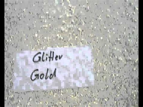 wandlasur glitter goldwmv youtube