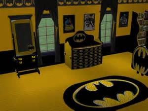 paint ideas for bedrooms mod the sims batman child 39 s room requested by evil tennyo