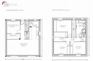 plan maison marocaine plans de maison interieur populair With amazing modele de plan maison 13 architecte au maroc