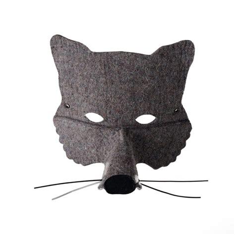 chambre de petit garcon masque loup gris frida 39 s tierchen pour chambre enfant les enfants du design