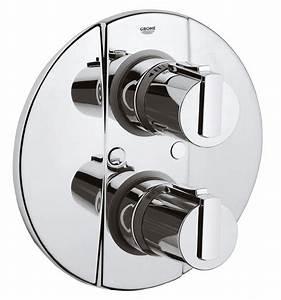 Grohe Grohtherm 2000 : grohe grohtherm 2000 thermostatic shower mixer valve 19354000 ~ Frokenaadalensverden.com Haus und Dekorationen