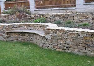 Gartenmauern Aus Stein : bruchsteinmauern schubert stone naturstein ~ Michelbontemps.com Haus und Dekorationen