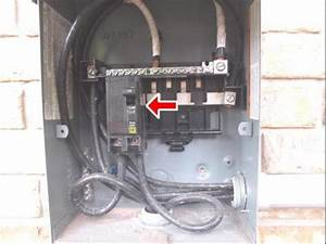 House With Only 100 Amp Main Breaker