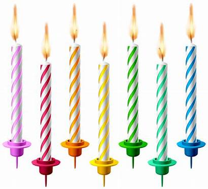 Candles Birthday Clipart Clip Transparent Clipartmag