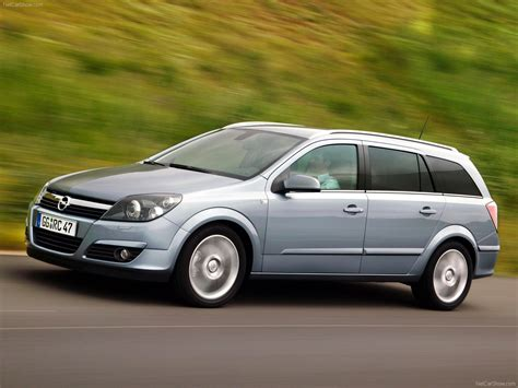 Opel Astra Wagon by Opel Astra Station Wagon 2004 Picture 19 1600x1200