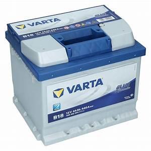 Varta Blue Dynamic 44ah : varta b18 12v 44ah 440a en autobatterie blue dynamic pkw ~ Kayakingforconservation.com Haus und Dekorationen