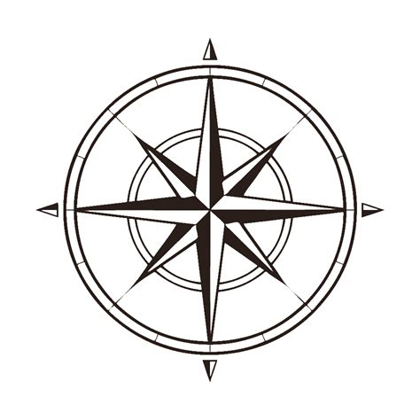 Compass Clip Compass Png Clipart Best