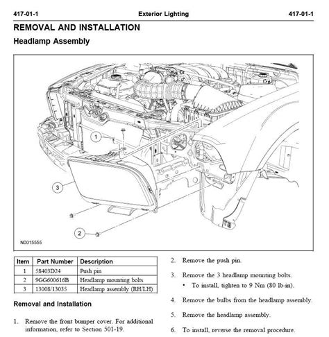 2005 Ford Mustang Part Diagram by Ford Mustang V6 And Mustang Gt 2005 To 2014 How To Replace