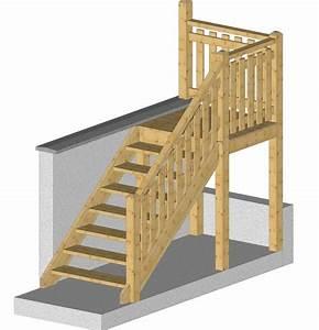 merveilleux escalier interieur castorama 14 escalier With modele escalier exterieur terrasse 14 escalier escamotable