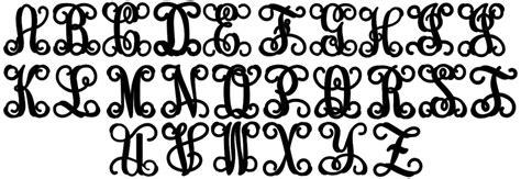 fonts colors patterns  capital letters