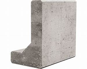 L Steine 50 Cm Hoch : l stein grau 50x32x40x8cm bei hornbach kaufen ~ Frokenaadalensverden.com Haus und Dekorationen