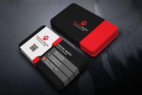creatives business card template creativetacos