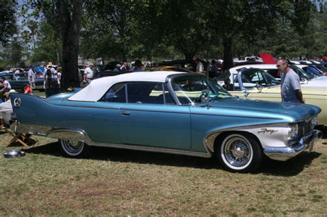1960 Plymouth Fury convertible - blue white - svr ...