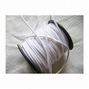 Corde Au Metre : corde coton 5 mm blanc macram couture bijoux au ~ Edinachiropracticcenter.com Idées de Décoration