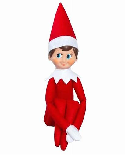 Elf Christmas Hia Otis Visits Shelf
