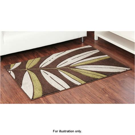 B And M Rugs by B Amp M Gt Tropical Carved Rug 150 X 210cm