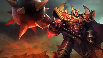 Dragon Mordekaiser Knight Lore Lol League Legends