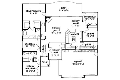 ranch house plans ryland    designs