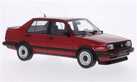 Volkswagen Jetta Gtx 16v Red 1987 Ottomobile Diecast Model