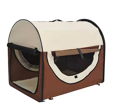 hundebox faltbar hundebox faltbar pawhut 5 unterschiedlichen gr 246 223 en
