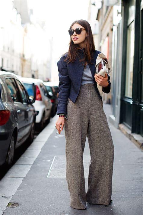 Pantaloni palazzo e culottes super trend 2015
