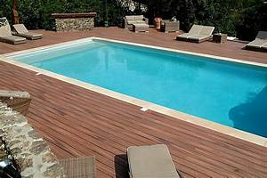 terrasse piscine carrelage imitation bois With photo terrasse bois piscine 1 terrasse bois composite piscine jpg 19362152592 pool