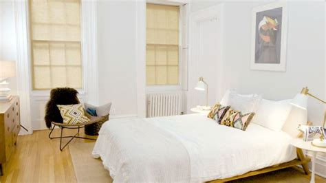 chic bedroom makeover      afternoon