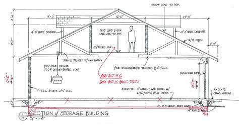 Building Plans Garages  My Shed Plans Stepbystep