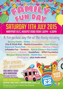 family fun day a3 poster firpress printers With fun day poster template