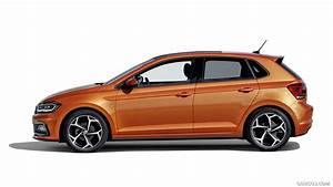Vw Polo R Line 2018 Volkswagen Polo R Line 2018 3d Model Cgstudio