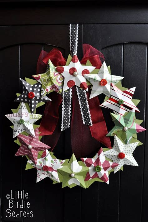 diy wreath ideas 22 beautiful and easy diy christmas wreath ideas