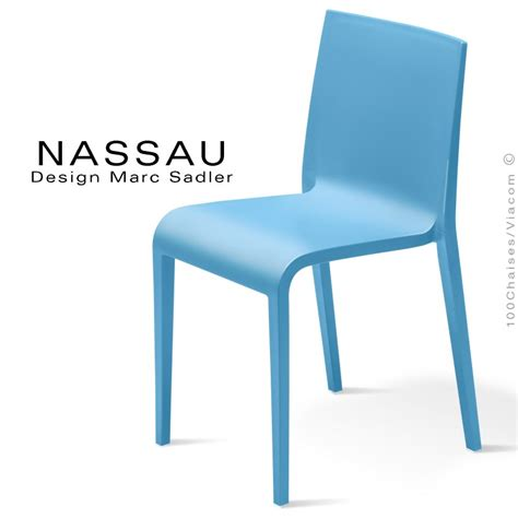 chaise plastique noir chaise d 39 extérieur pour hôtel restaurant jardin nassau