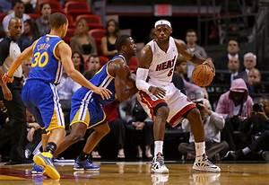 LeBron James In Golden State Warriors V Miami Heat Zimbio