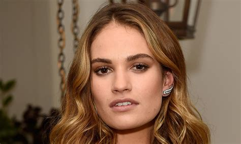 Lily James: Latest News, Pictures & Videos - HELLO!