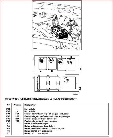 siege renault espace espace iv sieges electriques immobiles résolu