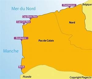Liste Des Villes Du Nord : plages nord pas de calais liste des stations baln aires nord pas de calais ~ Medecine-chirurgie-esthetiques.com Avis de Voitures