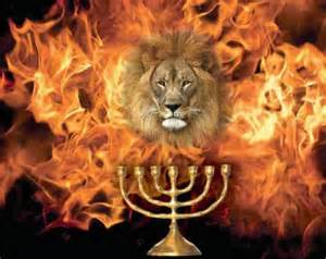 The Lion of Judah Lamb of God and Jesus