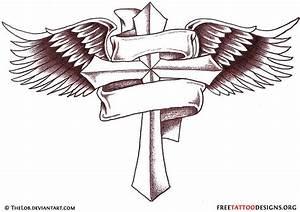 50 Cross Tattoos | Tattoo Designs of Holy Christian ...
