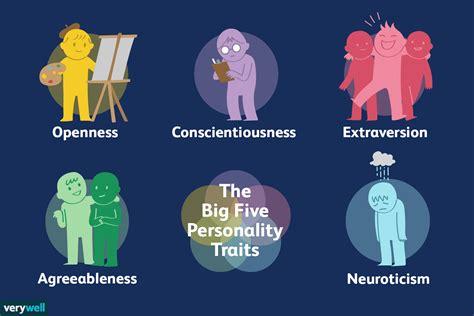 big  personality traits