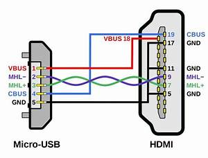Micro Usb Schematic
