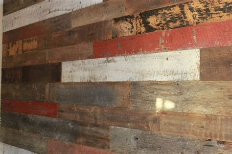 barn wood wall reclaimed barn wood feature wall residence october