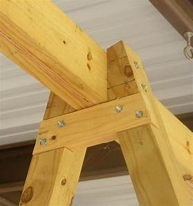 Building A Tall Swing Frame