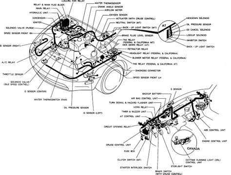 91 Mazda Protege Engine Diagram by I Am In Early Process Of Removing A Motor From A Wrecked